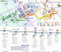 Map Of The Las Vegas Strip by Laurel U0027s Travels Las Vegas Nevada November 19 21 2007