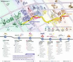 Map Of The Las Vegas Strip Laurel U0027s Travels Las Vegas Nevada November 19 21 2007