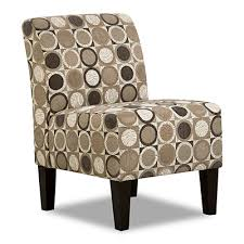 Armless Accent Chair Simmons Armless Accent Chair Patchouli Pewter This Chair