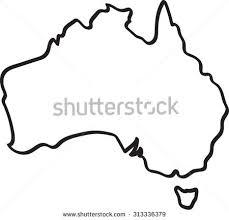 australia map vector download free vector art stock graphics