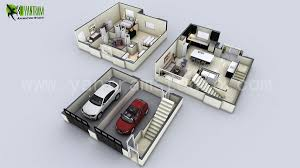 3d apartment floor plan ideas by yantram 3d floor design yantram