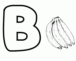 letter b coloring pages getcoloringpages com