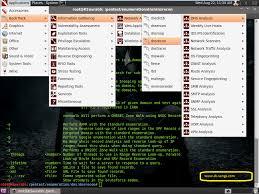 information gathering with dnsrecon backtrack 5 rx computer korner