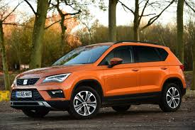 seat ateca vs tiguan seat ateca best crossovers best crossover cars and small suvs