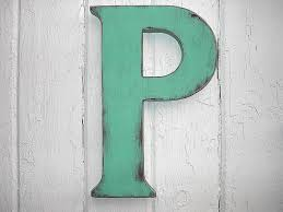 letter s wall decor wooden letters p 12 distressed green shower gift big