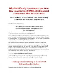 Free Real Estate Letter Templates by Letter Real Estate Investor Letter Template