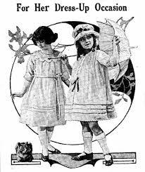 1921 u0027s dressy dresses apparel fashions dress of 1700s to