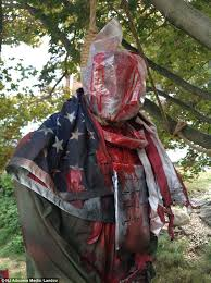Realistic Halloween Decorations Ohio by Anti Isis Halloween Decorations Featuring A Terrorist Wearing An