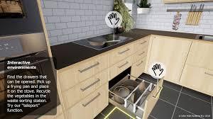ikea 3d cuisine réalité virtuelle tester les cuisines ikea en 3d avec casque vr
