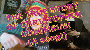christopher columbus a children u0027s song by george massey youtube