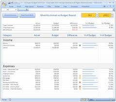 personal budgeting software excel budget spreadsheet template