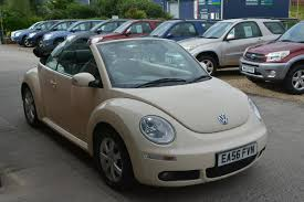 used volkswagen beetle beige for sale motors co uk