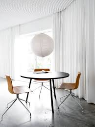 danish summer home with the rooms of different styles mette and