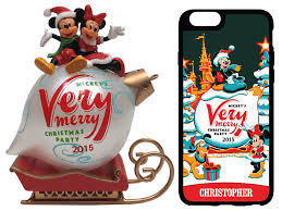 commemorative merchandise for mickey s merry