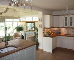 Ideas For Kitchen Extensions Trim Extension Kitchen With Chandelier White Ideas Living