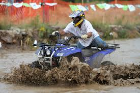 mudding four wheelers jericho atv festival nh grand