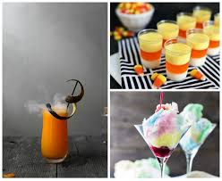 Best Party Cocktails - 31 greatest spooky halloween cocktails for a killer grown up party