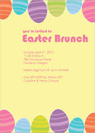 E Card Invites 30 Adorable Easter Invitation Card Design And Samples For Kids