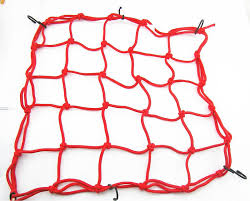 elastic nets motorcycle bicycle luggage rack black storage elastic net fixed