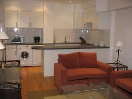 small open floor plan small open plan kitchen living room ideas elegant kitchen flooring