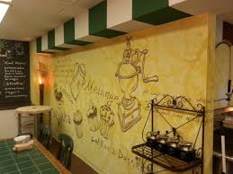 50 best my restaurant wall painting u0026 interior design projects