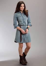 stetson womens western dress