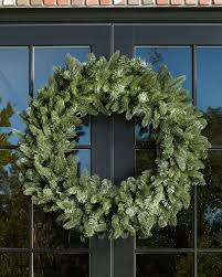 pretty ideas double door wreaths lovely decoration christmas