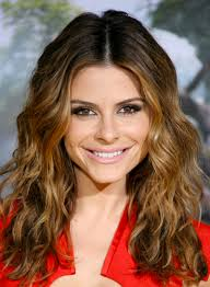 long brunette hairstyles for parties beauty riot