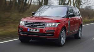 red range rover 2017 range rover review