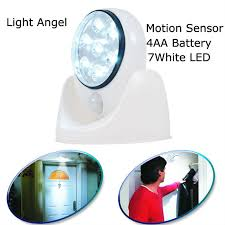 stick up led lights 2set lot light angel battery operated cordless 7white led motion