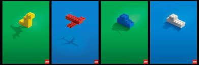 lego simple advert lego rebrn