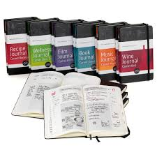 the moleskine passion journals in the home design shop