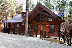 hillside cabin plans cabins in broken bow for rent cabins