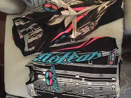 no fear motocross helmet numerous sets of gear for sale for sale bazaar motocross