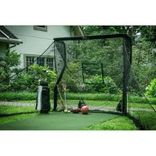 Golf Net For Backyard by The Net Return Home Series Package At Intheholegolf Com