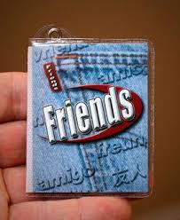 wallet size photo album book friends album wallet size
