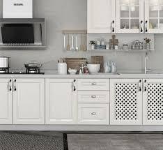 kitchen cabinet knobs black and white kitchen cabinet handles black white porcelain 160mm