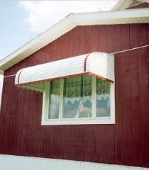 Awning Roof Kibble Protector Products Awning Seamless Gutter Mobile Home