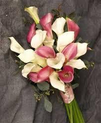 calla bouquets the majestic aspect of calla lilies wedding bouquets