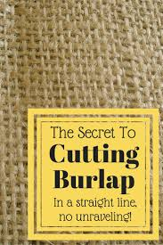best 25 burlap crafts ideas on pinterest burlap decorations