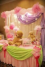 teddy baby shower ideas pink purple turquoise it s a girl baby shower party ideas pink