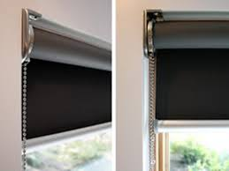 automatic blackout window shades cabinet hardware room the
