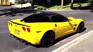 corvette zr1 yellow 2012 corvette zr1 685rwhp mustang dyno tunetime performance