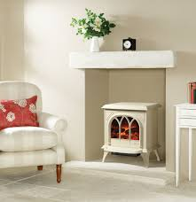Fireplace Fixings Gazco Huntingdon Electric Stove The Enchanting Look Of A