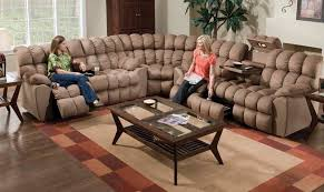 Sectional Sofas Mn by Fhf Catalog Super Reclining Sectional