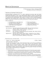 It Desktop Support Resume 100 Resume Entry Level Download Example It Resume Resume