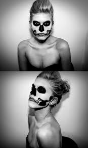 Skeleton Face Painting For Halloween by 700 Best Ideas Halloween Hair Scary Halloween Makeup Images On