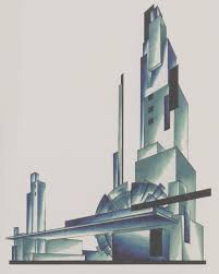 speculative constructivism iakov chernikhov u0027s early