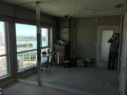 Custom Mirror Mirror Wall Installation Patriot Glass And Mirror San Diego Ca
