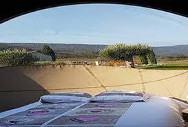 chambres bulles nuit insolite chambres bulles à proximité de carcassonne dans un